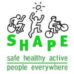 SHAPE Green Logo