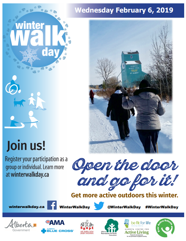 WinterWalkDay 2019