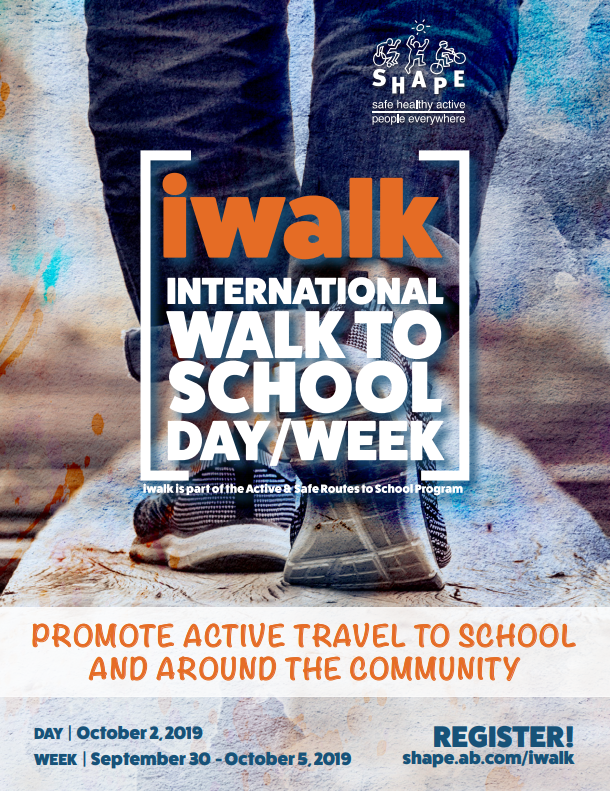 Register for iwalk 2019